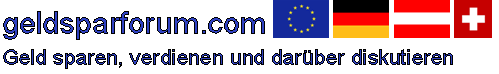 Geldsparforum.com - das Geldspar Forum